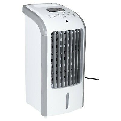 AU98.03 • Buy Portable Air Cooler Unit Ice Water Fan Humidifier Timer 3 Settings AC W/Remote