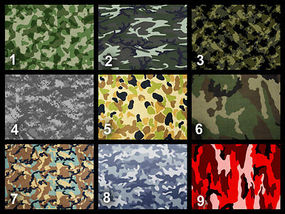 £6 • Buy Personalised Edible Army Camouflage Cake Topper Icing Or Wafer Paper