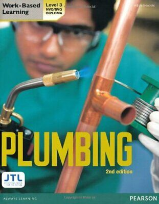 Plumbing Level 3 Nvq/Svq Diploma (NVQ Plumbing) By JTL Training Book The Cheap • 22.99£