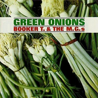 Booker T. & The Mg`s-green Onions -remast- Cd New • 9.69£