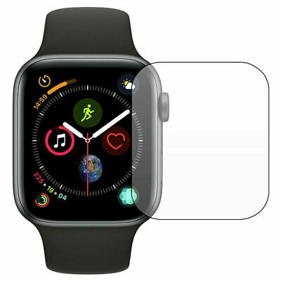 AU4.79 • Buy For Apple Watch Tempered Glass Screen Protector 38 42 40 44mm Front Cover IWatch