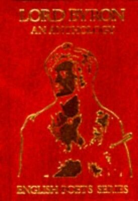 Anthology (Poet) By Byron, Lord George Gordon Hardback Book The Cheap Fast Free • 5.49£