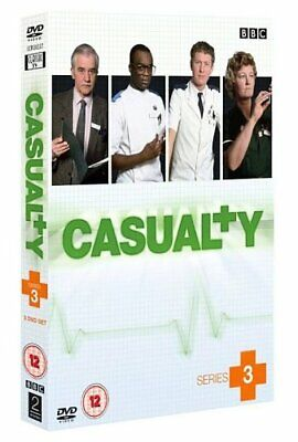£51.02 • Buy Casualty - Series 3 [DVD] [1986] - DVD  P8VG The Cheap Fast Free Post