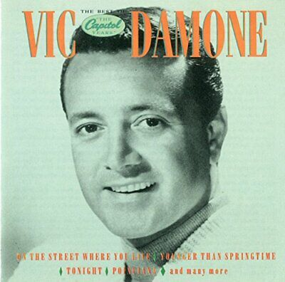 £3.49 • Buy Vic Damone - The Best Of The Capitol Years - Vic Damone CD 08VG The Cheap Fast