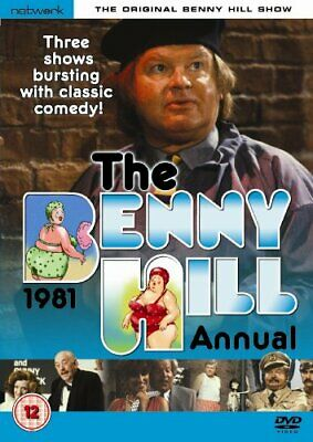 The Benny Hill Annual 1981 [DVD] - DVD  QYVG The Cheap Fast Free Post • 5.53£