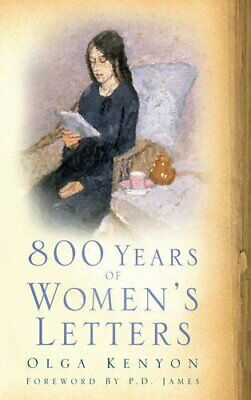 $11.14 • Buy 800 Years Of Women's Letters By Kenyon Paperback Book The Fast Free Shipping