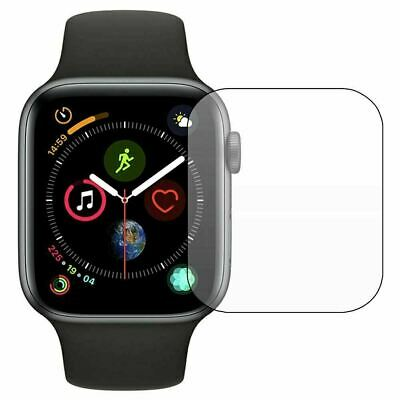 AU5.41 • Buy NEW Glass Screen Protector For Apple Watch Series 6/2/3/4 38/42mm 40/44mm IWatch