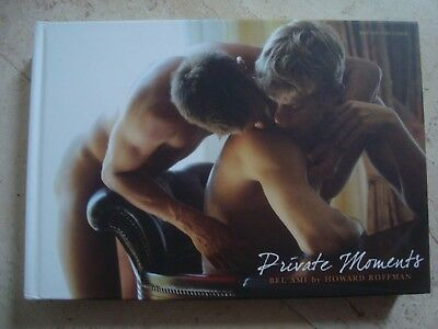 $ CDN501.36 • Buy Bel Ami PRIVATE MOMENTS Howard Roffman Photobook Male Gay Book Kris Evans Dolph
