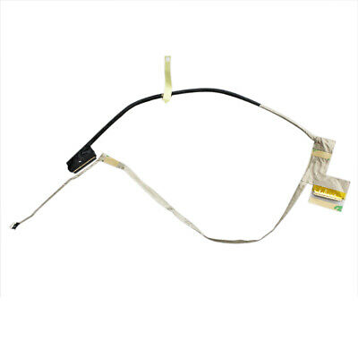 $8.99 • Buy Lcd Led Lvds Video Screen Cable For Toshiba Satellite L870 L870d Series To