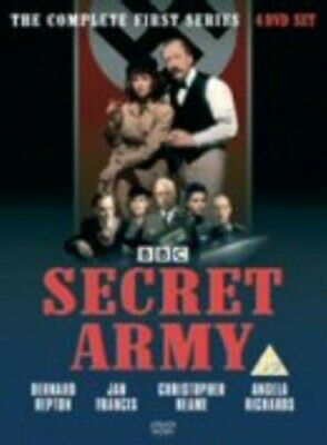 £6.76 • Buy Secret Army: The Complete First Series [DVD] [1977] - DVD  5RVG The Cheap Fast