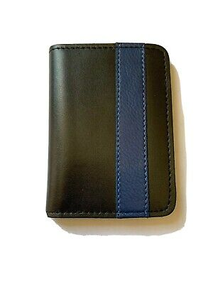 £13.04 • Buy New York City Police  Officer Mother Blue Line Mini Bifold Wallet ID Wallet -