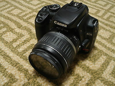 £109.08 • Buy Very Nice Canon EOS XTI 400D 10MP Digital SLR Camera With 18-55mm Lens