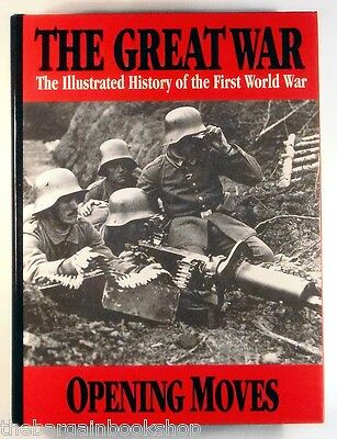 £19.95 • Buy THE GREAT WAR Volume 1 OPENING MOVES Illustrated History Of The First World War