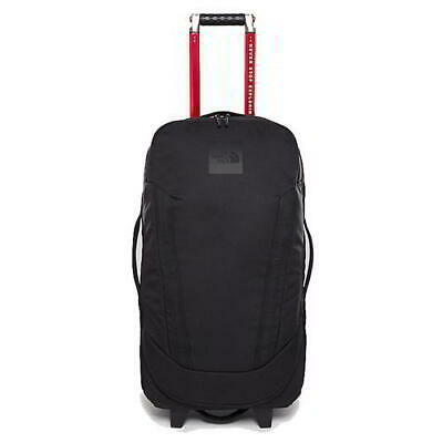 North Face Long Haul 30 Luggage Suitcase Travel Rolling Bag 75 Litre TNF Black • 149.99£