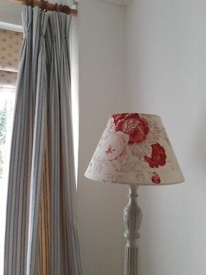 £37.95 • Buy NEW COOLIE LAMPSHADE IN SEVERAL KATE FORMAN DESIGNER LINEN FABRICS 30cm