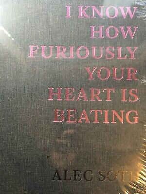 $100 • Buy SIGNED Alec Soth – I Know How Furiously Your Heart Is Beating - 1st Edition