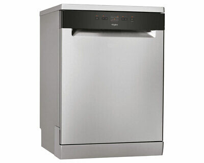 View Details Whirlpool WFE2B19X Stainless Steel Dishwasher  *2 Year Warranty* *Free Delivery* • 319.00£