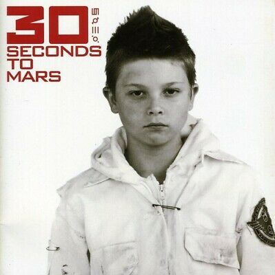 £5.47 • Buy Cd Thirty 30 Seconds To Mars Self Tittled Same Name Brand New Sealed 2002