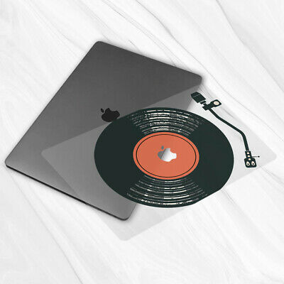 $14.99 • Buy Retro Vinyl Record Player Sticker Decal Skin For Macbook Air 11 13 Pro 13 15