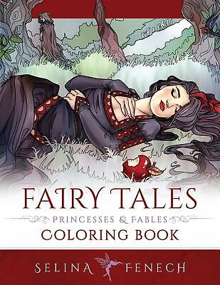 £11.99 • Buy  Fairy Romance Adult Colouring Book Fantasy Mystical Enchanted Magical