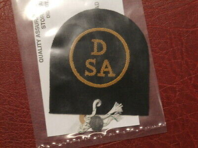 Sealed Pattern, Wrns Dental Surgery Ass Badge (7) • 4.99£