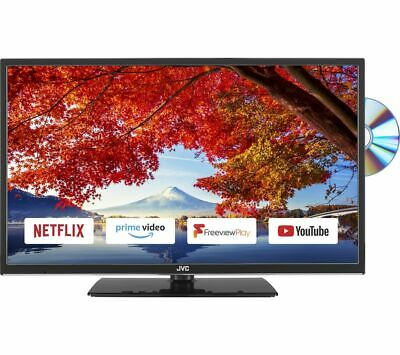 £169.99 • Buy JVC LT-32C695 32  Smart LED TV With Built-in DVD Player *NEW APPS* *HD 720p*