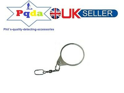 Metal Detecting Pinpoint Probe Security Attachment Only. 1.5mm Stainless Steel. • 4.99£