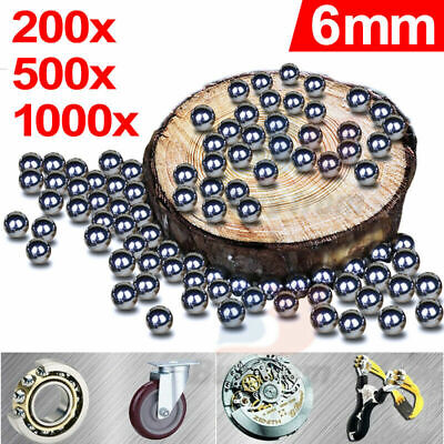 AU7.44 • Buy Replacement Parts 6mm Bike Bicycle Carbon Steel Loose Bearing Ball