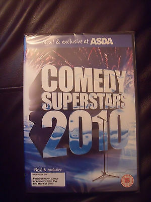 Comedy Superstars 2010 Exclusive At Asda 80 Mins Bill Bailey, Ross Noble +9 More • 2.99£