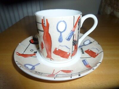 £25 • Buy Expresso Coffee Cup And Saucer Christopher Vine Australia
