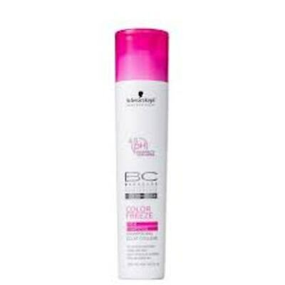 AU20.99 • Buy Schwarzkopf BC Color Freeze PH 4.5 Perfect Rich Shampoo (For 250ml Coloured Hair