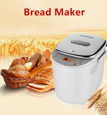 View Details Electric Bread Maker Machine Automatic With 12 Programmes Gluten Free Programme • 31.49£