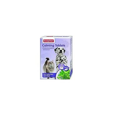 £3.99 • Buy  Cats & Dog CALMING TABLETS 20's - Reduce Stress, Anxiety Firework,