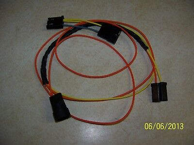 1966 chevy gmc truck transmission kickdown harness with th400 transmission  • 34 95$