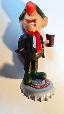 £12 • Buy Vintage Andy Capp  Figure PERONI LAGER  Schleich  Rare Standing On A PERONI TOP