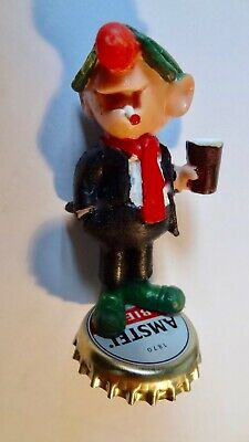 £12 • Buy Vintage Andy Capp  Figure AMSTEL LAGER  Schleich  Rare Standing On A TOP