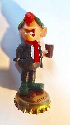 £12 • Buy Vintage Andy Capp  Figure BIRRA MORETTI LAGER   Schleich  Rare Standing On A TOP