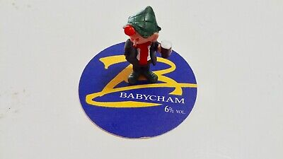 £12 • Buy Vintage Andy Capp  Figure BABYCHAM  Beer Mat  Schleich  Rare Standing On A TOP