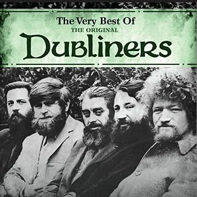 The Dubliners : The Very Best Of The Dubliners CD (2010) FREE Shipping, Save £s • 2.59£