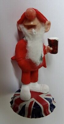 £12 • Buy  CHRISTMAS  ANDY CAPP  FIGURE  DRESSED LIKE SANTA   Schleich 1979 Figure Perfect