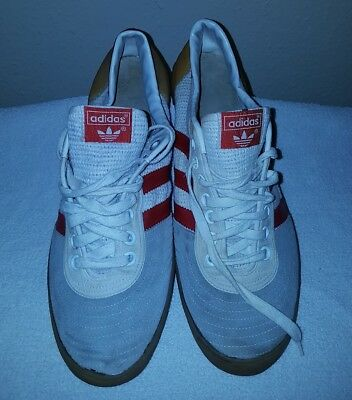 Men's Adidas Vintage Retro Trainers 1980-1990's UK 11 EU 45.5  • 65£