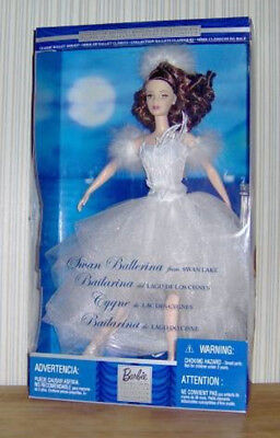 Barbie Collectors Edition Swan Ballerina From Swan Lake 2001  • 72.26£