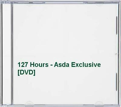 127 Hours - Asda Exclusive [DVD] - DVD  1ELN The Cheap Fast Free Post • 12.64£