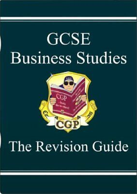 £2.29 • Buy GCSE Business Studies Revision Guide By CGP Books Paperback Book The Cheap Fast