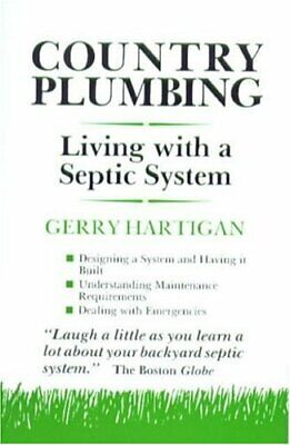 £6.16 • Buy Country Plumbing By Hartigan, Gerry Paperback Book The Cheap Fast Free Post