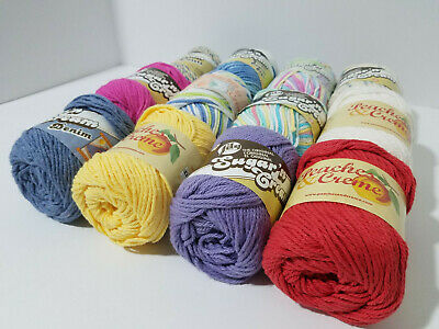 peaches cream yarn