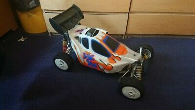 Fg Modellsport Leopard 2wd Competition Car All Alloy Not Marder  • 900£