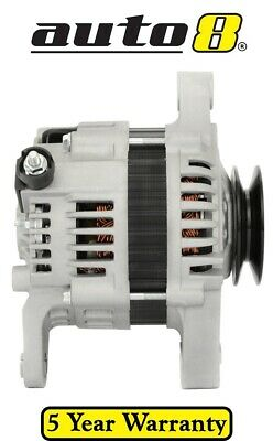 AU229 • Buy Brand New Alternator For Nissan Navara D22 2.4L 4Cyl Petrol KA24E 04/97 - 06/99