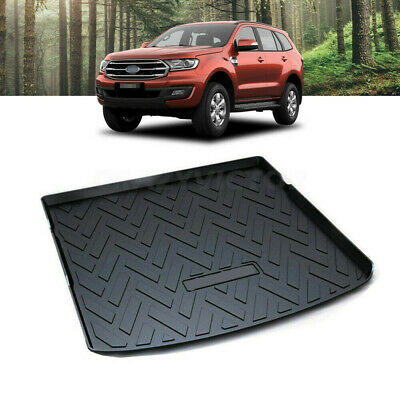 AU49.95 • Buy Heavy Duty Cargo Mat Boot Liner Luggage Tray For Ford Everest SUV 2015-2021