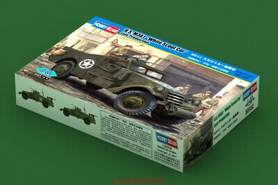 $34.83 • Buy Hobbyboss 82452  1/35  M3A1  White Scout Car Late